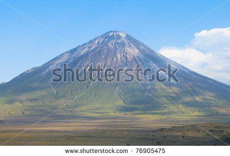 Вулкан Ол Доньо Ленгай