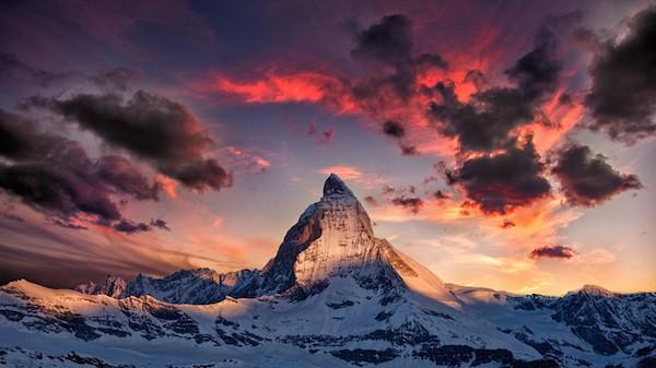 9. Amazing Matterhorn by Thomas Fliegner