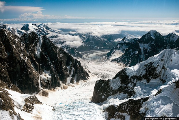 Гора Денали, Аляска