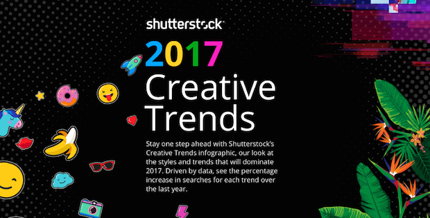 Тренды на фотобанках в 2017 году