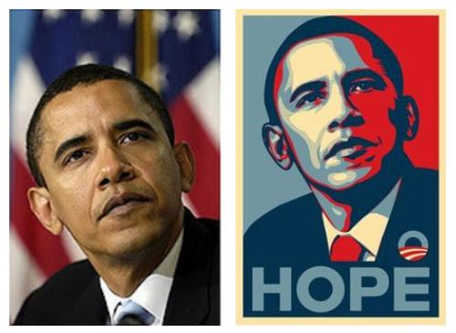 Hope Обама