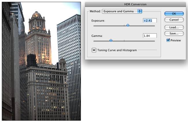 HDR фотография