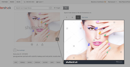 shutterstock new watermark