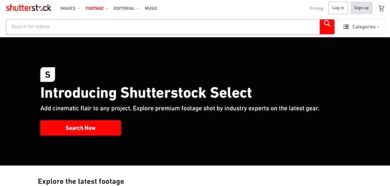 Shutterstock Select