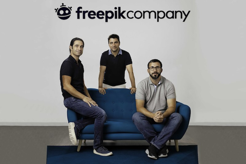 Основатели Freepik
