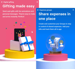 3D icons used by Revolut. Source: Revolut App
